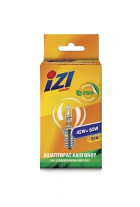 IZI LAMP SMALL [E14-42W]